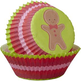 Wilton Gingerbread Cupcake Liners