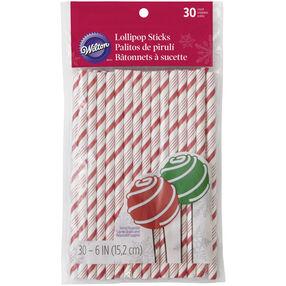 Lollipop Sticks, 30-Pack