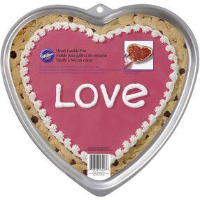 Giant Heart Cookie Pan