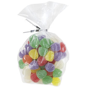 Clear Shaped Party Bags