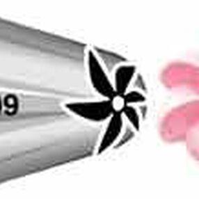 No. 109 Drop Flower Decorating Tip**