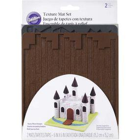 Castel Fondant Texture Mat Set