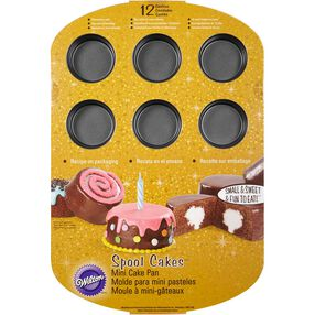 Spool Cakes Mini Cake Pan
