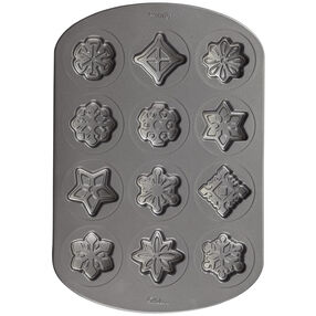 Snowflake Non-Stick Cookie Pan