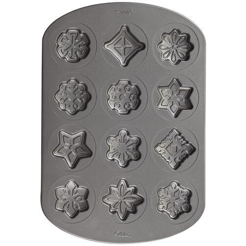 Snowflake Non-Stick Cookie Pan