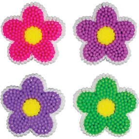 Dancing Daisy Icing Decorations