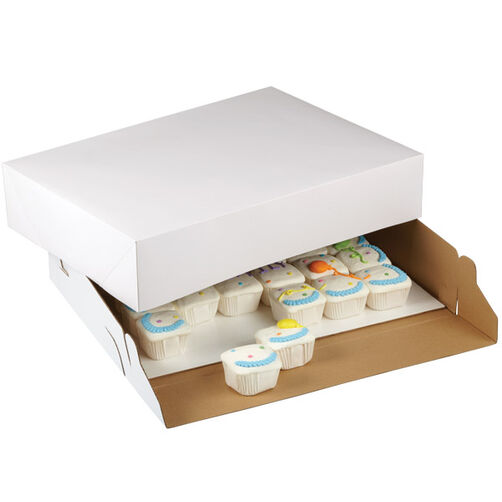 19 x 14 in. Corrugated Cake Boxes