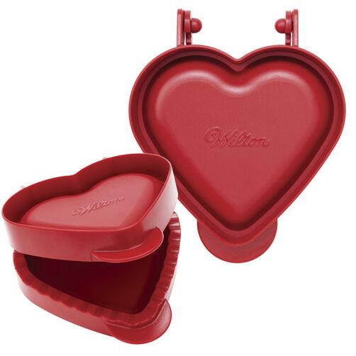 Heart Shaped Mini Pie Press