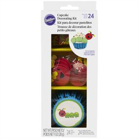 Wilton Caterpillar Cupcake Decorating Kit, 48-Ct.