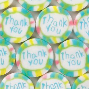 Thank You Celebration Candy