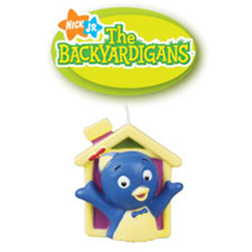 The Backyardigans Candle