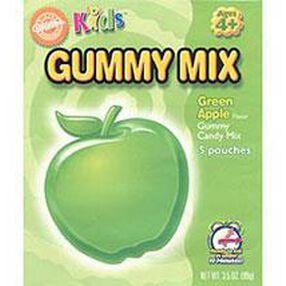 Green Apple Gummy Candy Mix