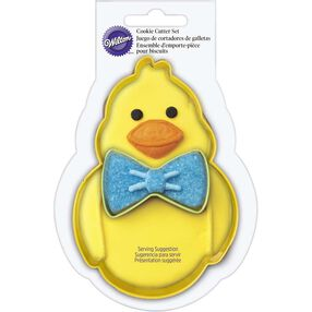 Duck & Bowtie Cookie Cutter Set