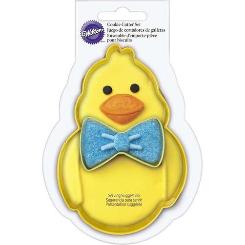 Duck & Bowtie Cookie Cutter Set