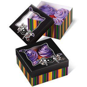 Spooky Pop Cupcake Box