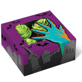 Halloween in 3D Cupcake Box