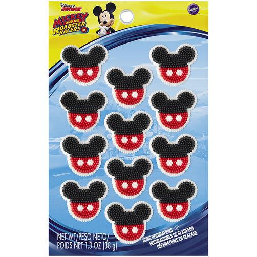 Mickey Roadster Dot Matrix