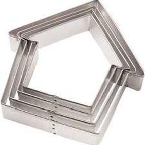 Houses Nesting Metal Cutter Set