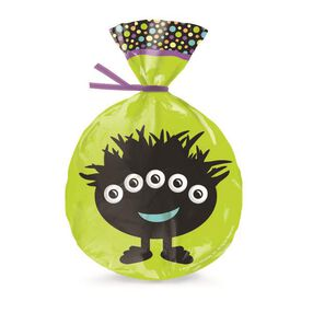 Wilton Halloween Shaped Party Bags, 20 CT