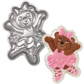 Ballerina Bear Pan