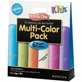 Bright Multi-Color Kandy Clay Pack