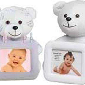 Baby Shower Best Wishes Bear