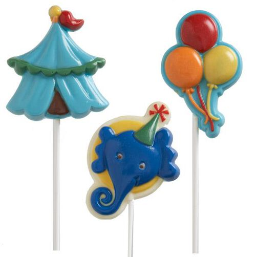 Big Top Lollipops Mold
