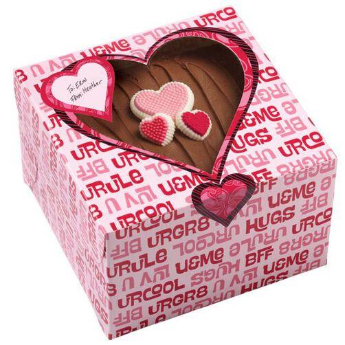 You Bake Me Smile Treat Boxes