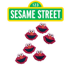 Elmo Icing Decorations