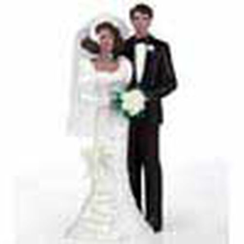Love's Duet Figurine