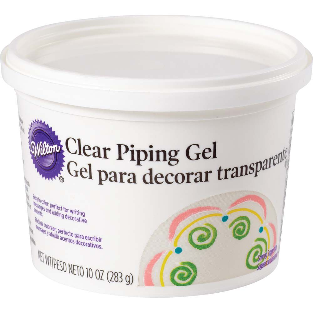 clear piping gel - Colorant Gel Wilton