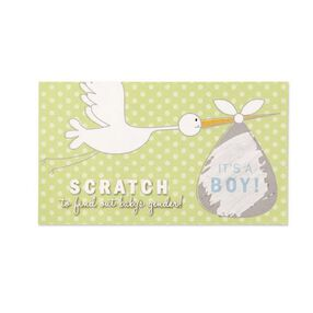 Wilton® Baby Boy Reveal Cards, 10 Ct.