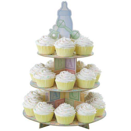 Baby Feet Cupcake Stand Kit