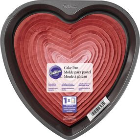 Heart-Shaped Cake Pan