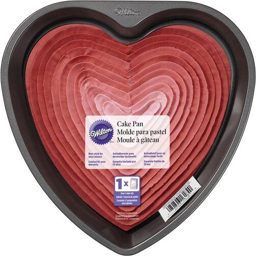 Heart Non-Stick Cake Pan