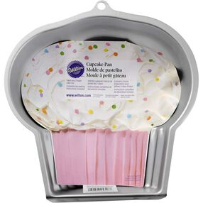 Wilton Cupcake Shaped Cake Pan