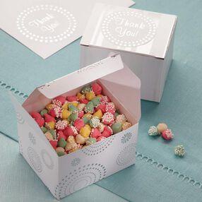 Candy Buffet Favor Box Kit