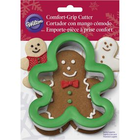 Comfort GripGingerbread Cookie Cutter