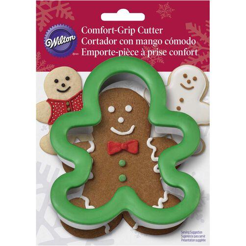 Comfort GripGingerbread Cookie Cutter