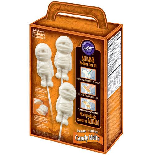 Mummy No-Bake Pops Kit