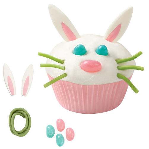 Bunny Cupcake Decorating Kit