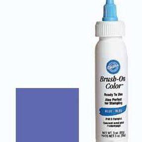 Violet Brush-On Color