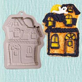 Cookie Mold - Haunted House