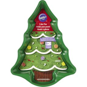 Wilton Cake Pans - Christmas Tree Cake Pan