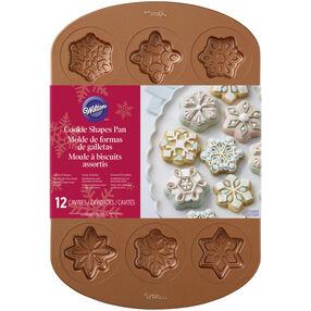 Wilton Snowflake Cookie Pan