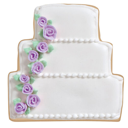 Wedding Cake Cookies