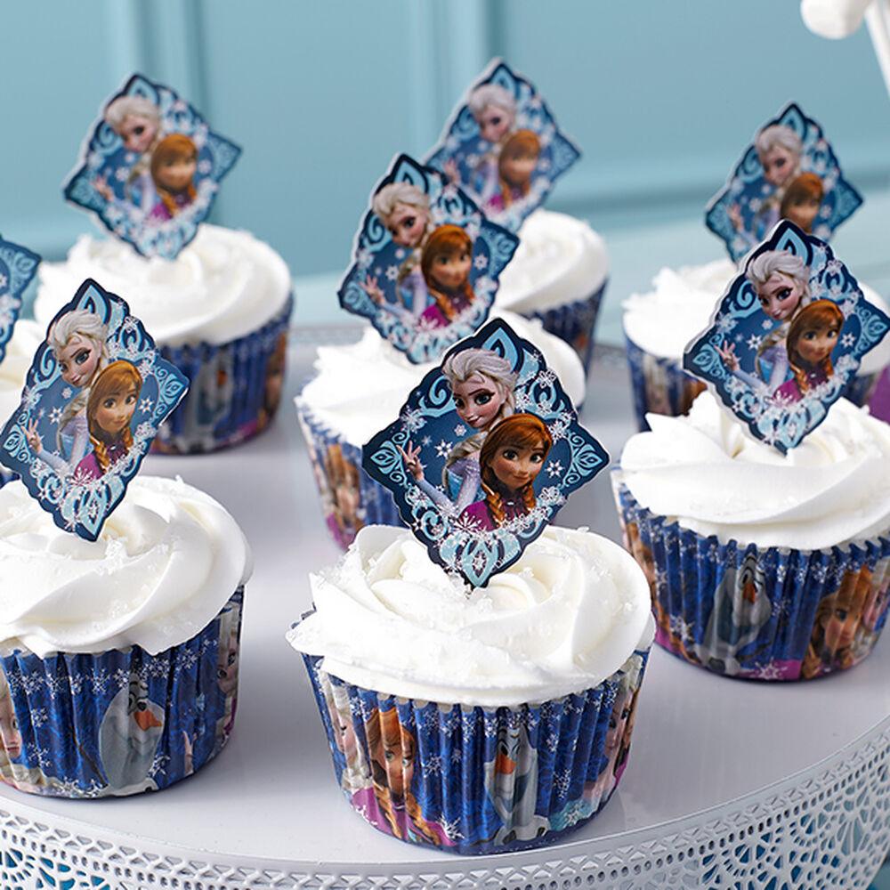 Fun Frozen Cupcakes Wilton