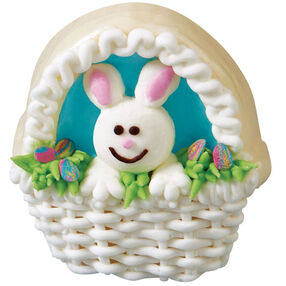 Bunny in a Basket Mini Cake