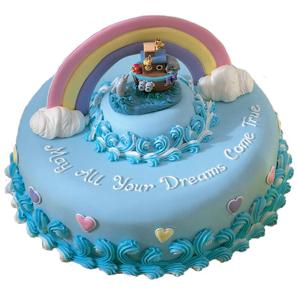 Find Your Rainbow Cake Design Wilton