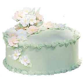 Soft Bouquet Cake